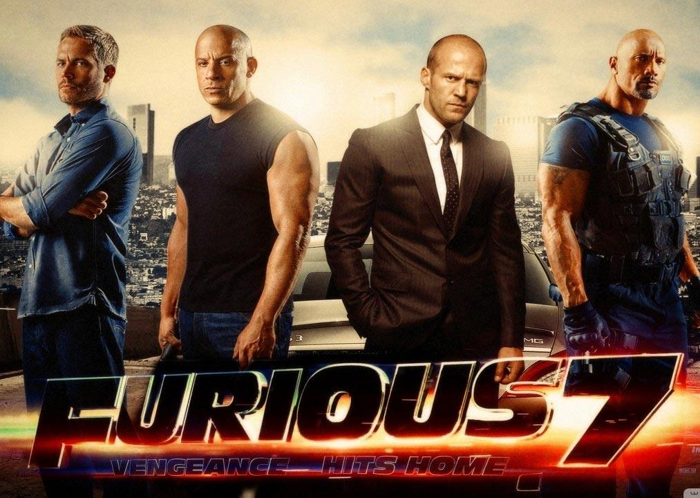 FILM: Fast Furious 7
