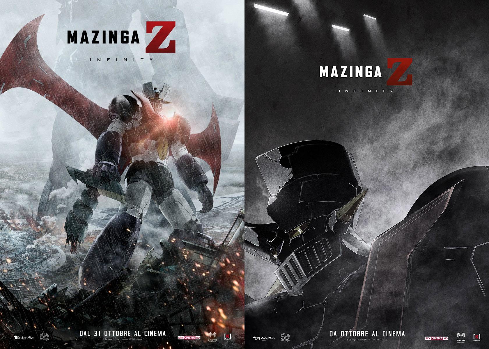 Mazinga Z Infinity