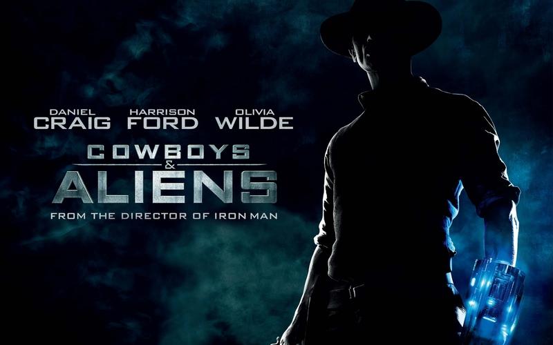 Cowboys & Aliens - Recensione