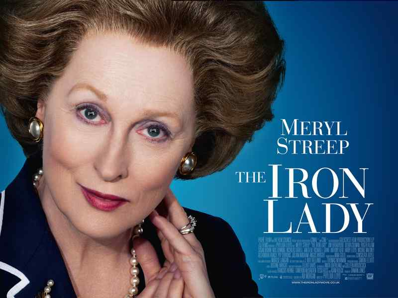 The Iron Lady - Recensione