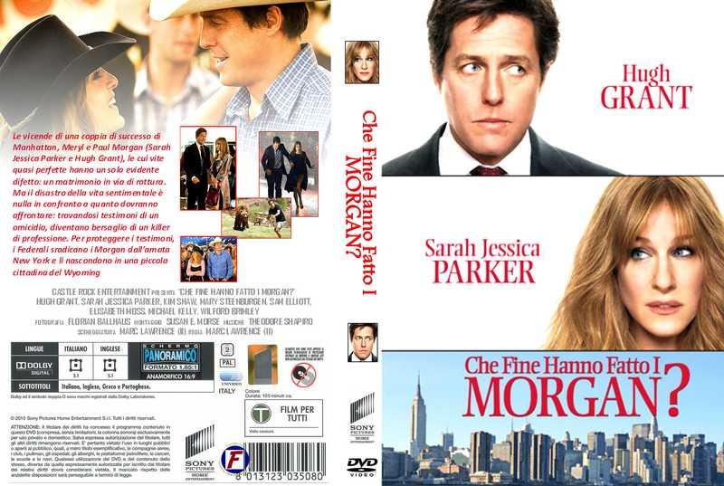 Che fine hanno fatto i Morgan - Recensione